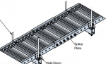 Fire Rated Ladder Tray System - AS/NZ3013:2005