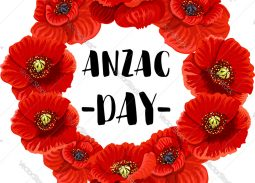 anzac-day-memorial-wreath-icon-of-red-poppy-flower-vector-19644029